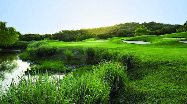 Cedar Creek Golf Course In San Antonio