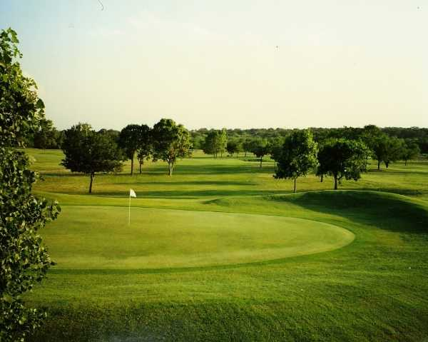 Alamo Golf Club San Antonio Texas Golf Course