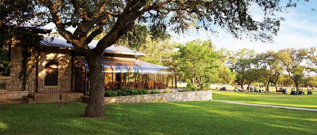 fair oaks ranch golf country club live oak course in fair oaks ranch. Black Bedroom Furniture Sets. Home Design Ideas