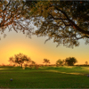A splendid view from Randolph Oaks Golf Course