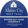 Nine Hole at Riverside Municipal Golf Course - Public Logo